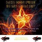 DARKBREAKZ, The - Fire In My Mind EP (Front Cover)