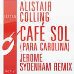 COLLING, Alistair - Cafe Sol (Front Cover)