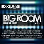 VARIOUS - Big Room House Hits Vol 1 (Front Cover)