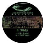 DJ SKINNY - Mr Bongos / Street Gang (Front Cover)