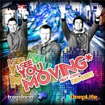 TRANSFORM DJS - I See You Moving (Front Cover)