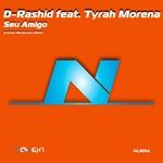 D RASHID feat TYRAH MORENA - Seu Amigo (Front Cover)