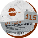 VAGALE, Arjun - Random Eye Movement EP (Front Cover)