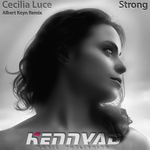 LUCE, Cecilia - Strong (Front Cover)