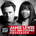LEWIS, Jamie feat KIM COOPER - Obsession (Front Cover)