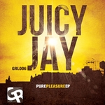 JUICY JAY - Pure Pleasure EP (Front Cover)