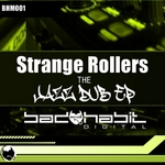STRANGE ROLLERS - Jazz Dub EP (Front Cover)