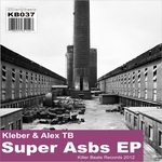 KLEBER/ALEX TB - Super AsBs EP (Front Cover)