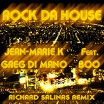 JEAN MARIE K/ GREG DI MANO feat BOO - Rock Da House (Front Cover)