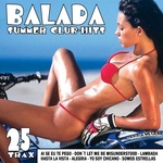 VARIOUS - Balada Summer Club Hits (Front Cover)