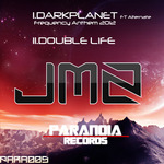 JMZ feat ALTERNATE - Dark Planet (Front Cover)