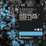 IVERSOON/ALEX DAF - Adrenaline (Front Cover)