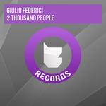 FEDERICI, Giulio - 2 Thousand People (Front Cover)
