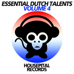 VARIOUS - Essential Dutch Talents Vol 4 (Front Cover)