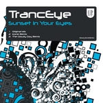 TRANCEYE - Sunset In Your Eyes (Front Cover)