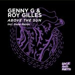 GENNY G/ROY GILLES - Above The Sun (Front Cover)