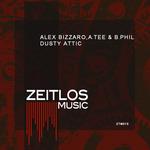BIZZARO, Alex/A TEE/B PHIL - Dusty Attic (Front Cover)
