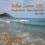 VARIOUS - Balkan Summer 2012: Paradise Beach Thassos Island (GR) (Front Cover)