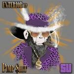 PIMP$HIT (DF) - Exterior EP (Front Cover)