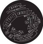 DETROIT SWINDLE - B OST ON (Front Cover)