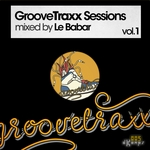 LE BABAR/VARIOUS - GrooveTraxx Sessions Vol 1 (Front Cover)