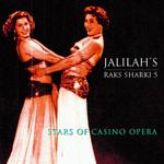 JALILAH - Jalilah's Raks Sharki 5: Stars Of Casino Opera (Front Cover)