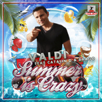 VALDI feat CATALIN D/DRAGO - Summer Is Crazy (Front Cover)