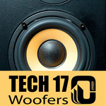 FIEDOROW, Danilo/JOE COZZI/LINO/OSCAR JOY/RODG - Tech 17 Woofers (Front Cover)