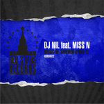 DJ NIL feat MISS N - Music Of Summer (Part 2) (Front Cover)