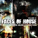 VARIOUS - Faces Of House (House Music Collection Vol 12) (Front Cover)