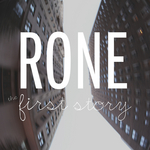 RONE - The First Story (Front Cover)