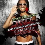 SINCLAR, Bob/VARIOUS - Disco Crash (Extended Versions) (Front Cover)