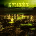 MSDOS/TED GANUNG - 16Th Ave Sessions (Front Cover)
