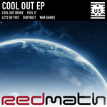 RED MATH - Cool Out EP (Front Cover)