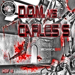 DOM/CARLES S - Mechanicaldead (Front Cover)