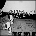 VALENTI, Andrea - First Day Of (Front Cover)