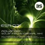 AQUAREEF - Solar Fields (Front Cover)