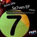 VILLA, Kevin - Se7ven EP (Front Cover)