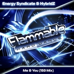 ENERGY SYNDICATE/HYBRIDZ - Me & You (Front Cover)