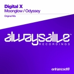 DIGITAL X - Moonglow (Front Cover)