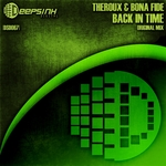 THEROUX/BONA FIDE - Back In Time (Front Cover)