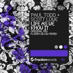 TODD, Paul/SCOTT LOWE - Life As We Know It (Front Cover)