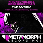 REYNOLDS, Phil/GREG BROOKMAN - Tarantism (Front Cover)