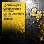 WESTON, Gareth - Temptation (Front Cover)