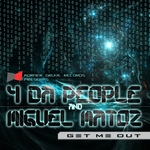 4 DA PEOPLE feat MIGUEL MATOZ - Get Me Out (Front Cover)