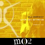 DJ DONNY - War On String (Front Cover)
