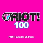 VARIOUS - Riot! 100 Part 1 (Front Cover)