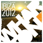 VARIOUS - The Sound Of Whartone Ibiza 2012 (Front Cover)