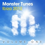 VARIOUS - Monster Tunes Ibiza 2012 Vol 1 (Front Cover)