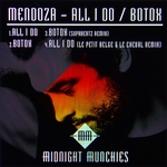 MENDOZA - All I Do (Front Cover)